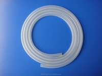 heat resistant soft silicone 10mm rubber tubing