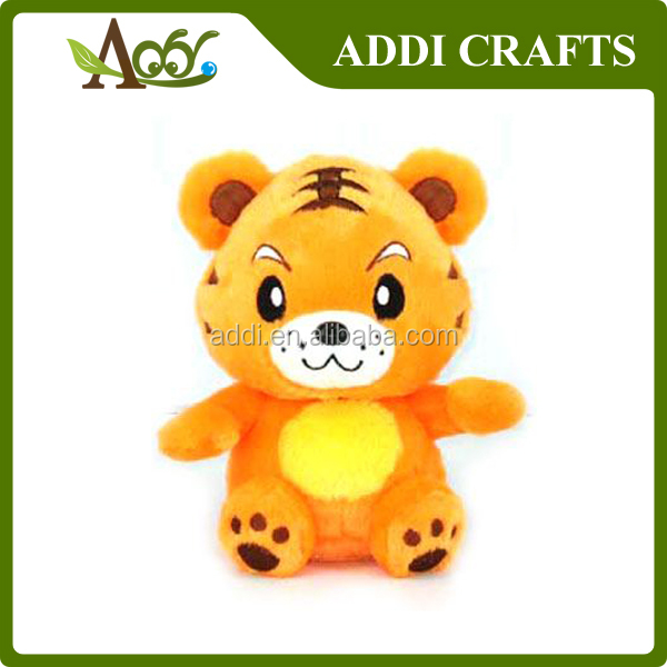 "8"" Plush Tiger Toy / Stuffed Tiger Toy"