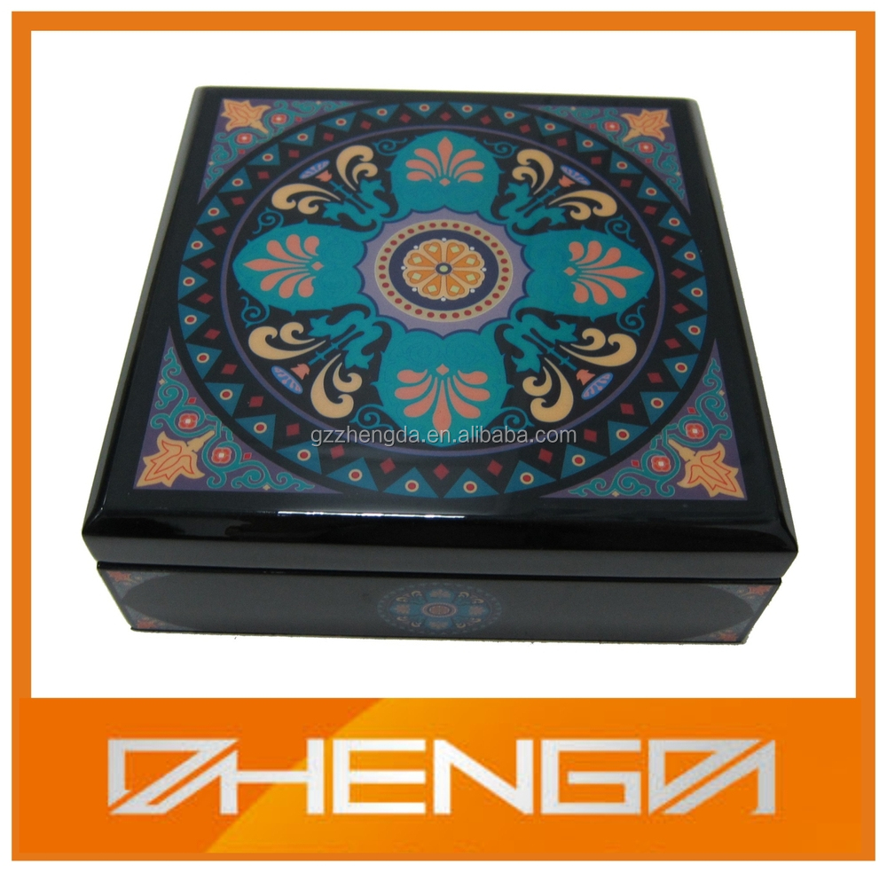 High quality customized Luxury Wood Decorative Box Gift Box