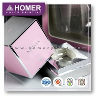 High Quality Classic Special Cosmetic Velvet Gift Box Packaging