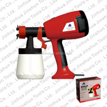 JS Electric 400W HVLP Paint Sprayer 700ml Capacity Spray Gun, JS-910FB