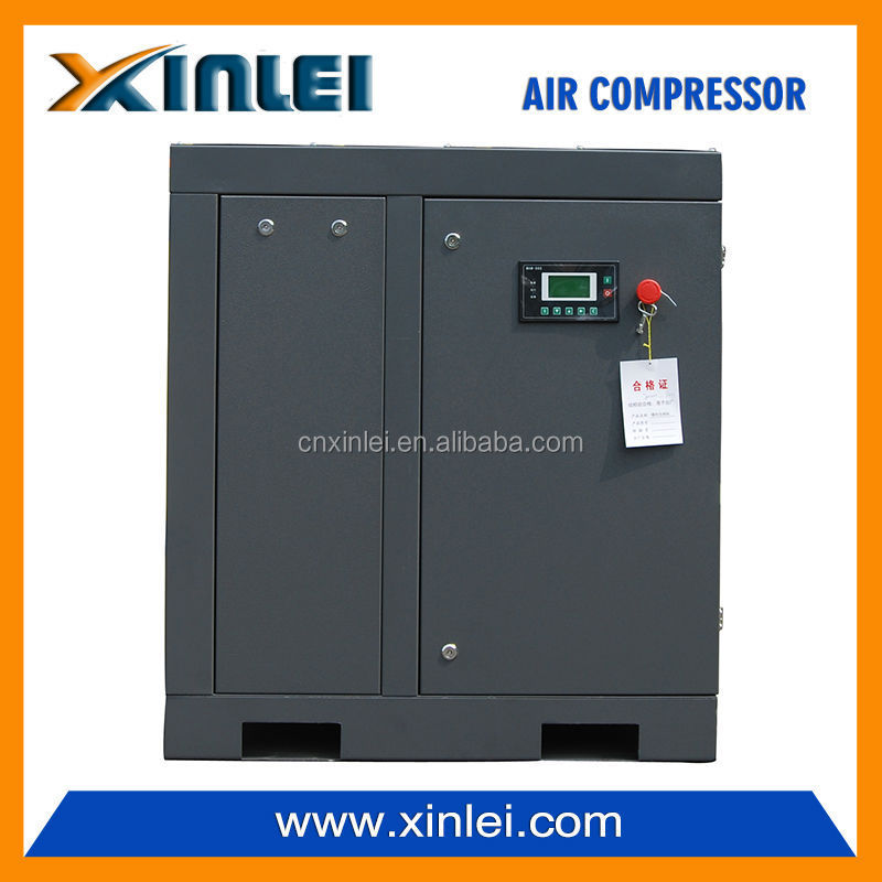 CCAM60A-k7 380V air kompresor 45kw compressor 50HZ big rotary direct drive screw air compressor