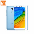 Original Xiaomi Redmi 5 Redmi5 mobile phone 5.7inch 18:9 HD+ Screen 3GB 32GB Snapdragon 450 Octa Core 12.0MP camera smart phone