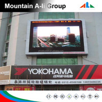 P8 Full Color Advertising Billboard Video P8 Led Display