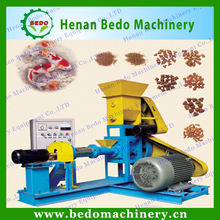 China floating fish feed pellet farming equipment/dog food making machine with CE 008613253417552