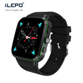 "Luxury gps 1.54"" touch screen 4g smart watch gsm support wifi new android watch"