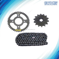 Motorcycle Chain and sprockets kits for indina motorcycle