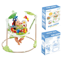 Multi-functional Safety Infant musical swing bouncer baby jumper chair baby jumperoo