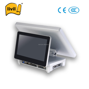 2015 Newest Products CE Standard 15 Inch Dual Core Of Point Of Sale