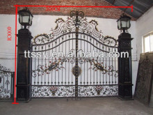 Wrought iron gates models for homes / iron gate designs