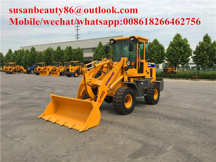 China wholesale cheap ce 4wd mini wheel loader