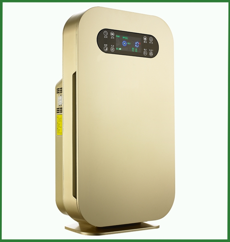Healthy products portable air purifier release negative ions
