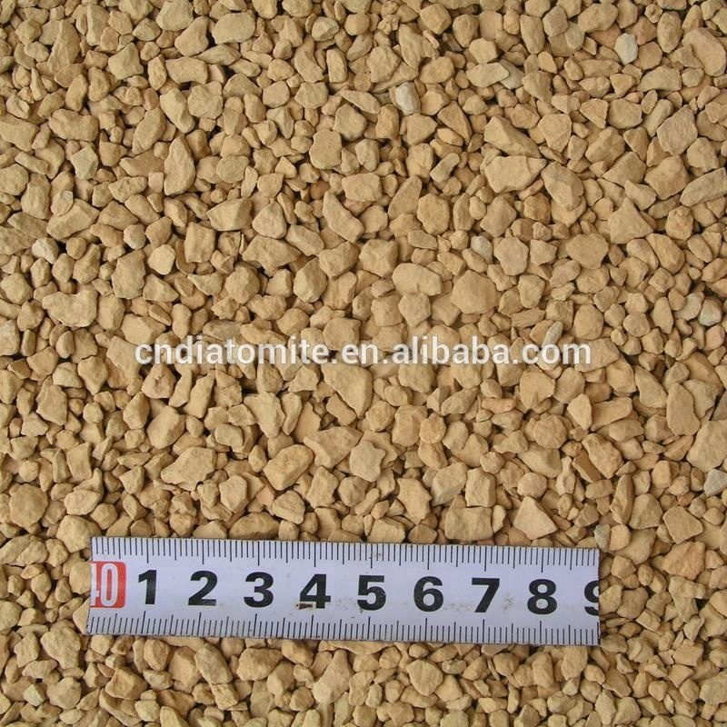 horticultural diatomite soil amendment for plant growth regulator