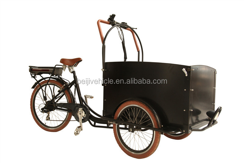 electric electric cargo bike/cargo tricycle/cargo trike made in China