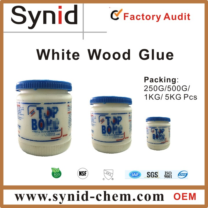 hot selling PVA white glue, wood glue for furniture industry