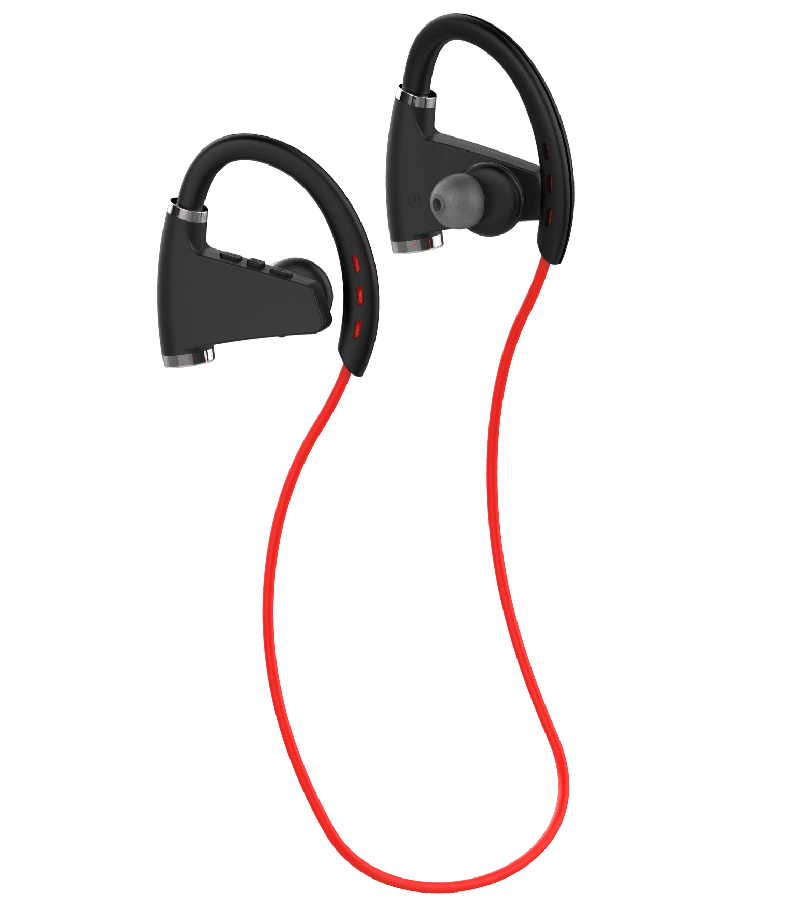 Newest wireless sports device, bluetooth sports earphone RN8