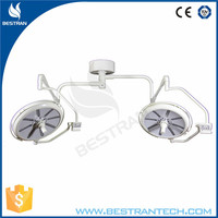 BT-LED620 Medical two domes high ceiling led operation led lights lamp operating