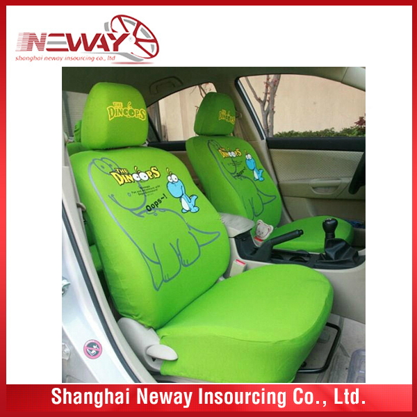 Most Popular Special Printable Plastic Car Seat Cover