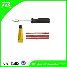 tyre repair tools for roadside emergency car kit