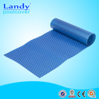 Against Heat hard plastic swimming solar automatic pool cover