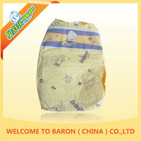 Customized OEM health cloth-like newborn baby diaper products