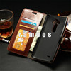 Wallet Style Phone Case Cover Accessory Flip Leather Protective Cellphone Pouch Bag for LG G4 with Magnetic Flap Closure