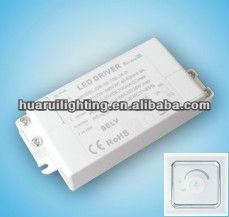 triac dimmable driver constant voltage & constant current with high efficiency