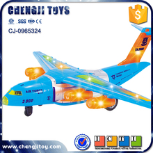 Electric plane toy rc model airplane with light