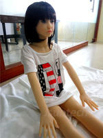 higg quality full body sex doll mini chest small breast cute girl pretty sex doll for male sex
