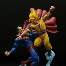 Custom Dragon Ball Z Real Games Action Figure Made In Shenzhen