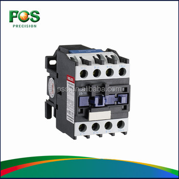 CJX2 LC1-D 3P Electric AC Contactor With CE Approval