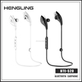 HENGLING patent Sport Running Mini Stealth bluetooth earphone for car headphone for pc Headphones music Headset Retail Box