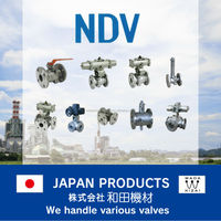 Manually operated 2way long extension stem ball valve type ball valve , made in japan