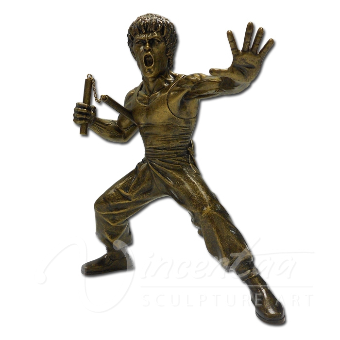 china classic art metal crafts life size bronze bruce lee statues for sale buy bruce lee. Black Bedroom Furniture Sets. Home Design Ideas