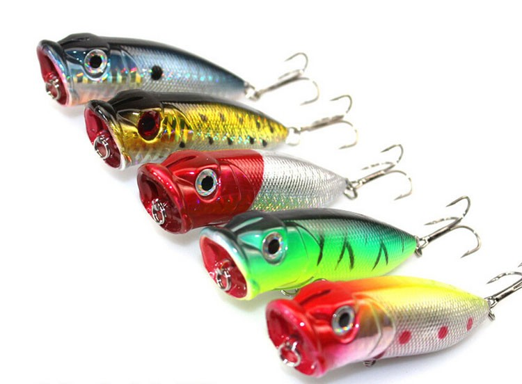 Hot Selling! High Quality Hard Plastic Popper Fishing Lures For Fishing Of Carp Bait
