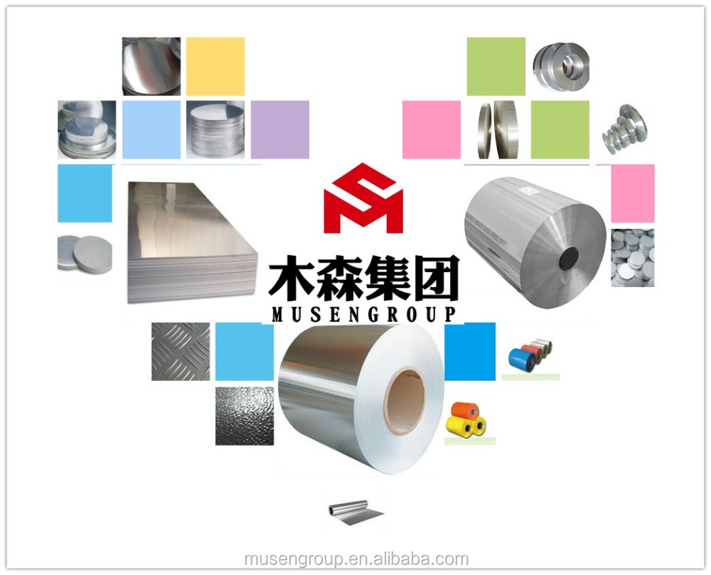 China Best Price 3xxx Aluminum Sheet for Air Condition Heat Transfer Household Air Condition/Commercial Air Condition