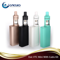 Alibaba new e-cigarette Joyetech eVic VTC Mini with cubis 75W kit wholesale