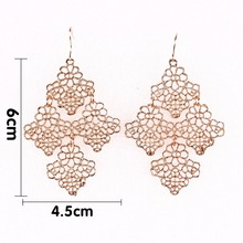 Exaggerated ornament fashion new style earring