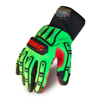 Ironclad Kong deck crew cut5 level Impact Resistant safety gloves TPR gloves