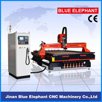 China jinan 3d furniture stone sculpture wood carving cnc router machine