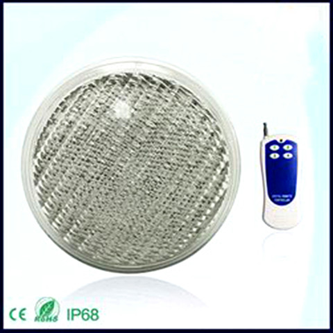 shenzhen factory Waterproof 12V par 56 led swimming pool lights 30w