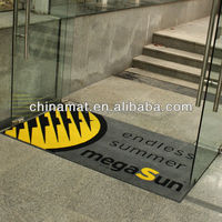 Durable Commercial Carpet Outdoor Rubber Backed
