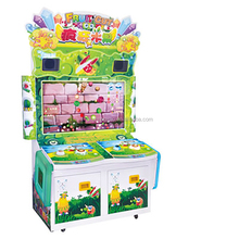 New Kids Amusement Park Coin and Ticket Mental Control Game Arcade Machine Manufacturer Fruit Cut