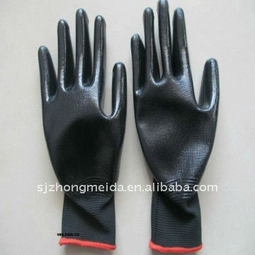 gloves rubber nitrile