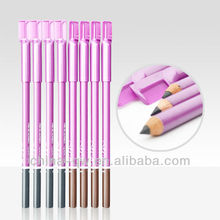 Menow P09013 Good Quality Waterproof Eyebrow Pencil with brush