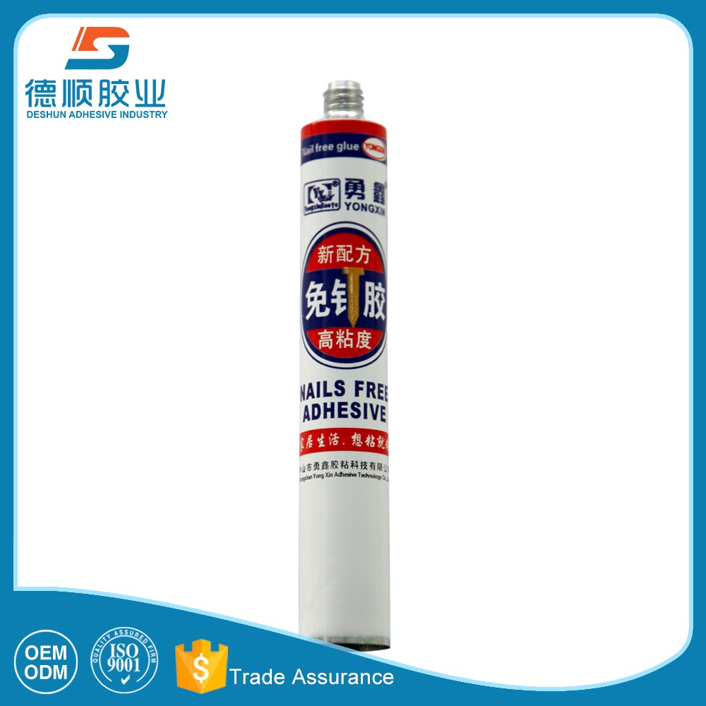 well packing colorful aluminum soft tube cream packing