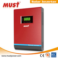 Hybrid on/ off grid tie solar charge inverter 5kva 4000w home power system