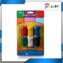 A4022 6pots of 20ml blister card set Acrylic Paints