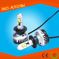 Credible supplier super bright 12v 30w 3000lm New H1 H3 H7 H8 H11 H13 9004 9007 H4 Led Headlight