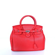 2015 China newest wholesale exported trendy leather handbags for women